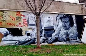 Alda Merini graffiti