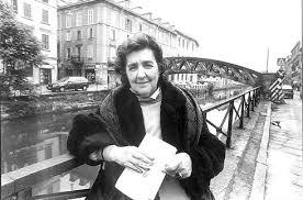 Alda Merini poetessa dei Navigli