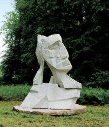 Sangregorio, la scultura contemporanea nei luoghi della fiction