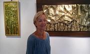 L'arte di Anneliese Gripp incanta Angera