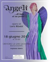 Angeli per le vie di Buguggiate