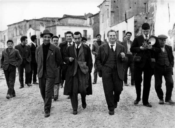 Quando al confino, in Lucania, Carlo Levi scriveva poesie