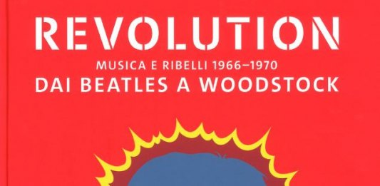 revolution dai beatles a woodstock copertina